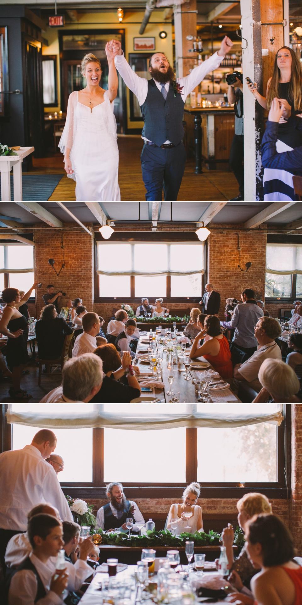 Restaurant Good Luck Wedding Reception